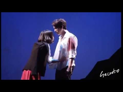 Kyuhyun's kissing scene compilation