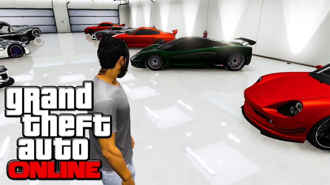 GTA 5 Glitches: How To Sell Duplicated / Unsellable Cars