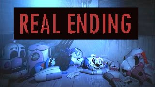 █▬█ █ ▀█▀ REAL ENDING!! Five Nights at Freddy's: Sister Location (FNAF 5)