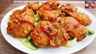 Món Gà - Gần 300 bạn đoán tên món ăn mà chưa có ai đoán đúng by Vanh Khuyen
