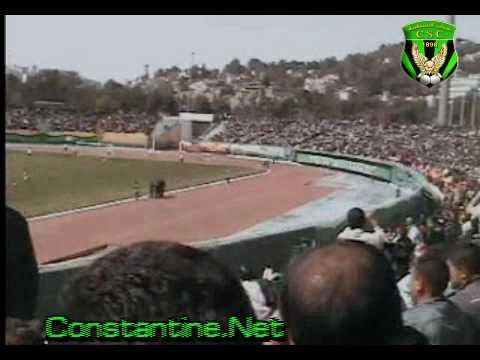 CS Constantine 1 - WA Tlemcen 0 : Les Sanafir