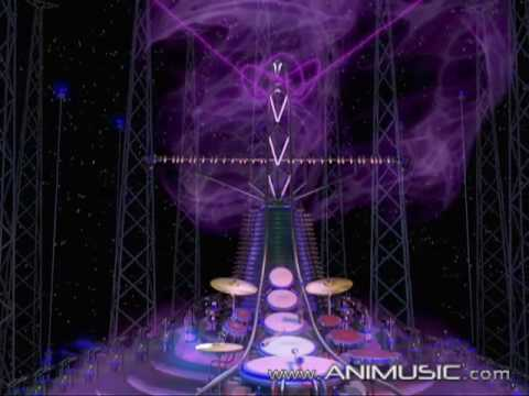 """Harmonic Voltage"" - Animusic.com"