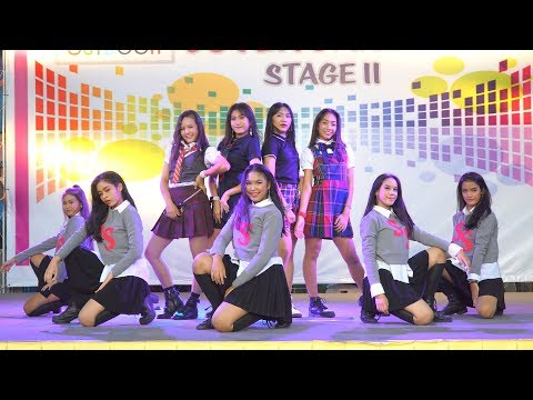171209 BUSABA cover BLACKPINK - STAY + WHISTLE + AS IF IT'S YOUR LAST @ The Outdoor Plaza (Final)