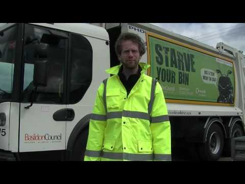 Basildon District Council video testimonial