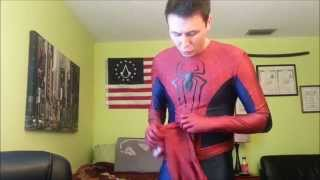 Budget Cosplay: Amazing Spider-Man 2 Suit Review