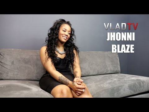 Jhonni Blaze on Learning Her Man Got 5 Women Pregnant at Once