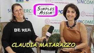Mix Palestras | Entrevista com Cláudia Matarazzo