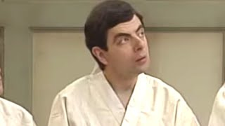 Beans Skills | Funny Clips | Mr Bean Official