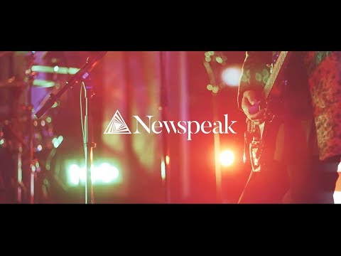 Newspeak - Wide Bright Eyes | Live at YouTube Space Tokyo (Official Video)