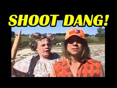 Redneck Songs - Shoot DANG! Funny Country Music Video
