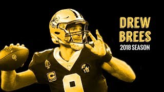 Drew Brees 2018 Highlights |
