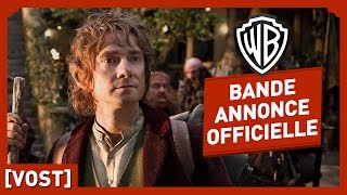 Le hobbit : un voyage inattendu :  bande-annonce VOST
