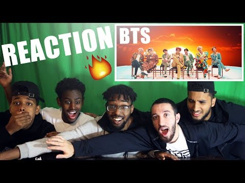 BTS 'IDOL' Official MV REACTION/REVIEW *THEY KILLED IT*