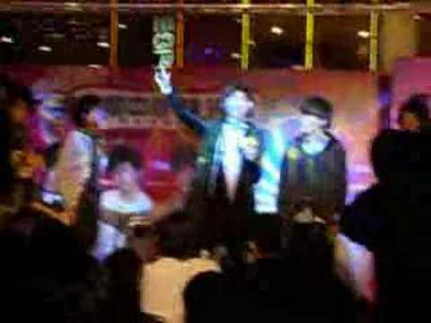 24/12/2007 棒棒堂@世貿中心聖誕倒數(愛情學測)