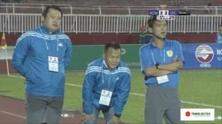 15 Phút nhục nhã của Bóng đá Việt Nam Vòng 6 V League 2017