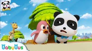 Gấu trúc Kiki và Cuộc giải cứu Nana | Hoạt hinh thiếu nhi vui nhộn | Hoạt hình panda | BabyBus