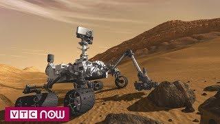 NASA phát hiện điều kiện sự sống trên sao Hỏa | VTC Now