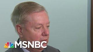 Stunning Impeachment Confession: GOP Preps Defense Amid Ukraine Bribery Admission   MSNBC