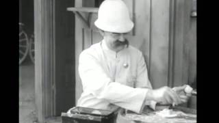 Charlie Chaplin, City Lights - Lunch Time