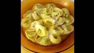 Tortellini in brodo   Italian recipe in malayalam