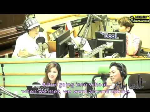 exoyoong moment#19: Suho talks about Yoona on KTR [ENG SUB]