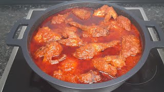 How to Cook Nigerian Party Stew | Best Nigerian Party Stew Recipe!