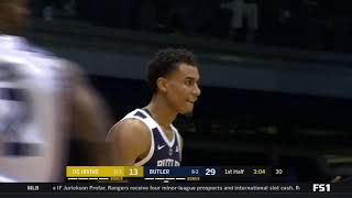 Butler vs. UC Irvine Highlights - #BIGEASThoops