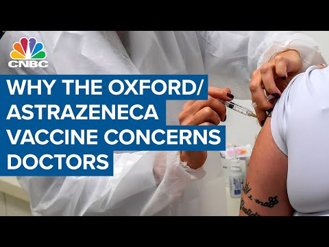 Why doctors are concerned about the Oxford/Astrazeneca vaccine