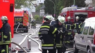 NRWspot.de | Hagen-Hohenlimburg – Feuerwehr-Abschnittsübung 2014