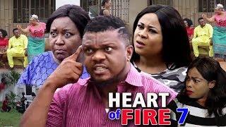 Heart Of Fire Season 7 - (New Movie) 2018 Latest Nigerian Nollywood Movie Full HD | 1080p