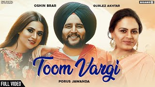 Toom Vargi – Gurlez Akhtar – Porus Jawanda