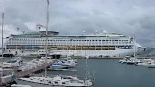 Bermuda Cruise Ship Crash