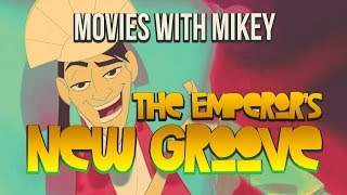 The Emperor's New Groove (2000) - Movies with Mikey