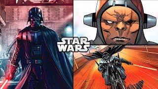 DARTH VADER HUNTS A NEW JEDI!!! (CANON) - Star Wars Comics Explained