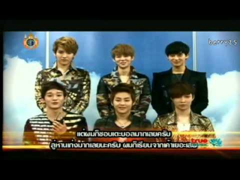120811 Asian lover Special EXO-M