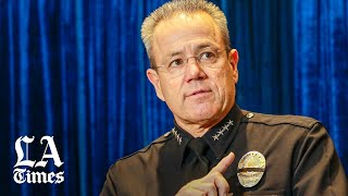 A conversation with Los Angeles Police Chief Michel Moore