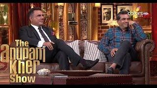 Boman Irani & Paresh Rawal - The Anupam Kher Show - Season 2 - 20th September 2015