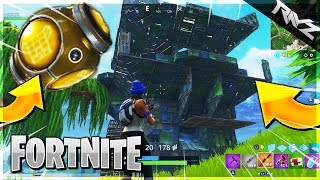 *NEW* PORT-A-FORTRESS IS MASSIVE! | LEGENDARY PORT-A-FORTRESS FIRST LOOK! (Fortnite Battle Royale)