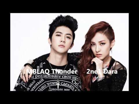 K-pop idol siblings
