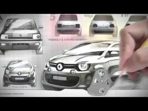 Renault Twingo Play |  Animated Event Video