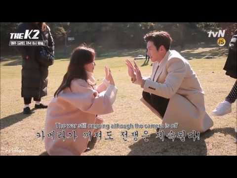 [The K2 FMV] Behind the Scenes — Ji Changwook & Im Yoona
