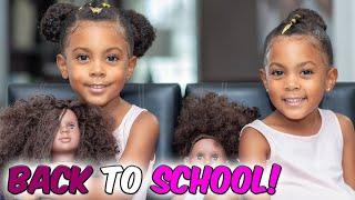 CUTEST BACK TO SCHOOL HAIR TUTORIAL
