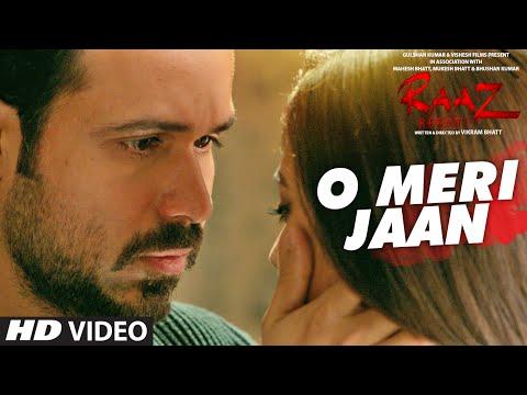 O Meri Jaan Lyrics – Raaz Reboot