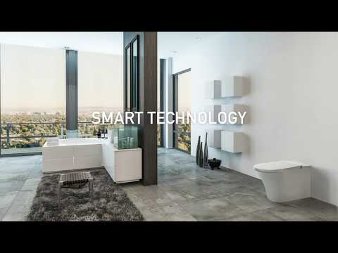 The World's First Design-Forward Intelligent Toilet Debuts At New York's International Contemporary Furniture Fair