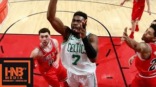 Boston Celtics vs Chicago Bulls Full Game Highlights / March 5 / 2017-18 NBA Season