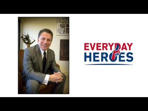 Everyday Heros Interview with David Ibarra