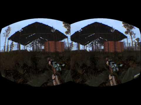 S.T.A.L.K.E.R. SoC with Oculus Rift by AnanasBe