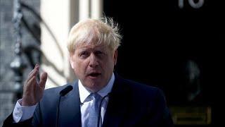 «Estoy convencido de que podemos hacer un acuerdo para el Brexit», dice el nuevo primer ministro del Reino Unido, Boris Johnson