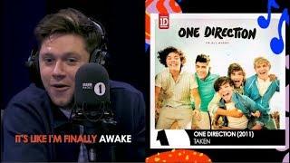 Podrá Niall Horan recordar la letra de sus propias canciones? [subtitulado]