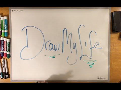 Annie Kamiya of Mango Season - Draw My Life